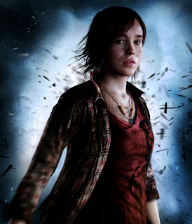 beyond two souls concept art 1 E3 2013   BEYOND: Two Souls (PS3)   Gameplay Details Video