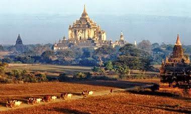 Bagan Pagodas & Temples