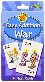 Easy Addition Cards