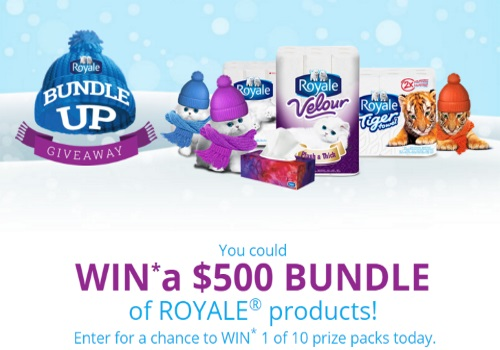 Royale Bundle Up Giveaway