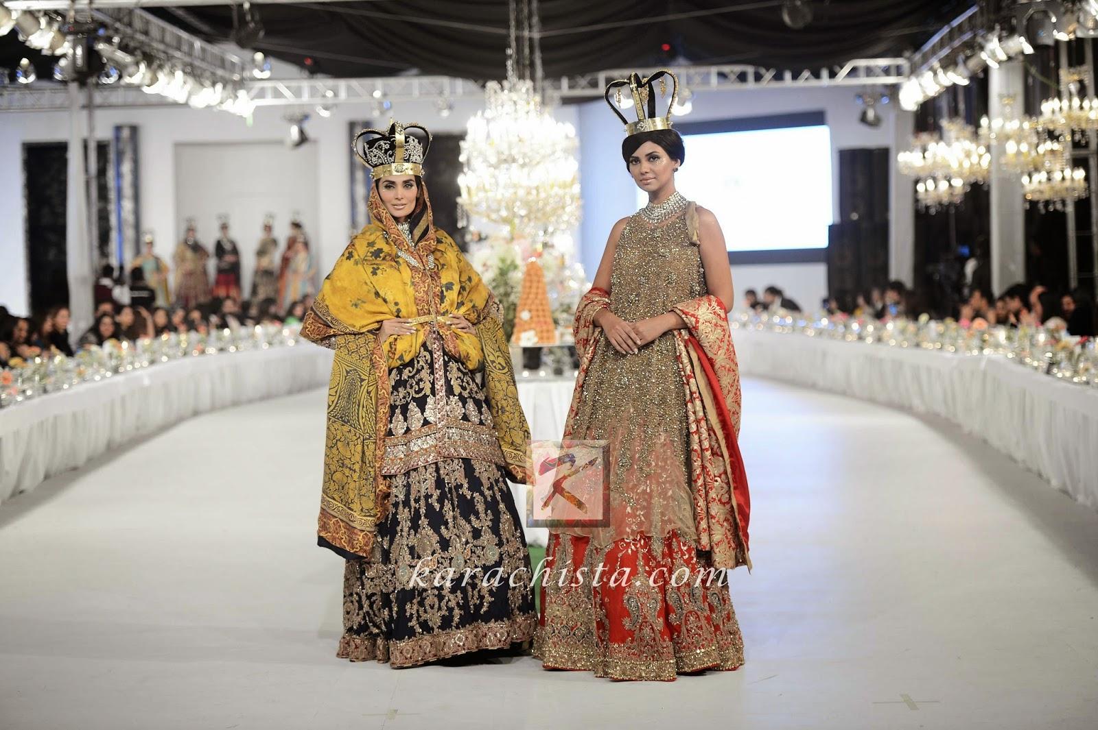 Mehreen Syed Sunita Marshall for HSY Swarovski
