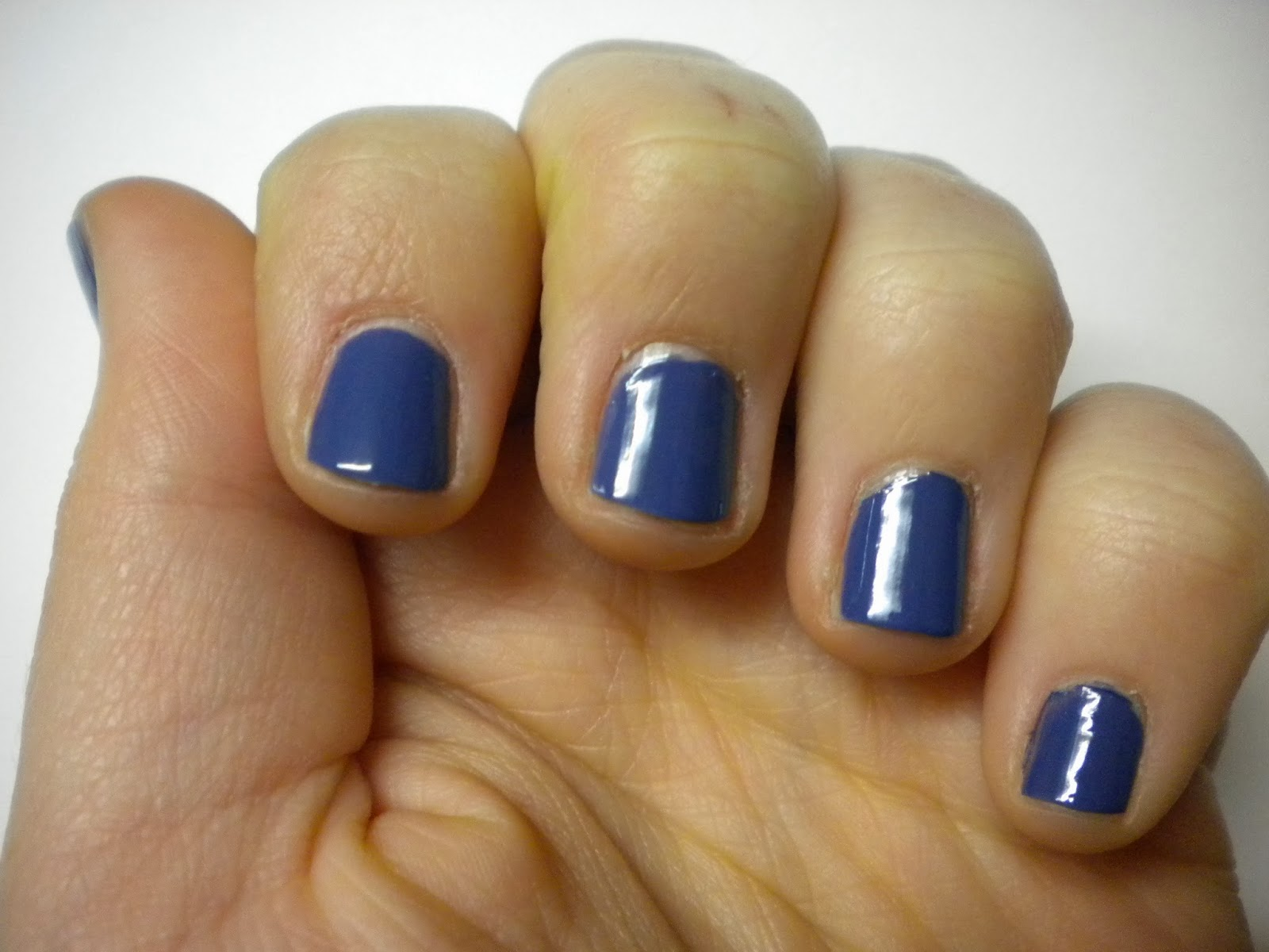 Addicted to nails...: Rimmel Pro - Navy Seal