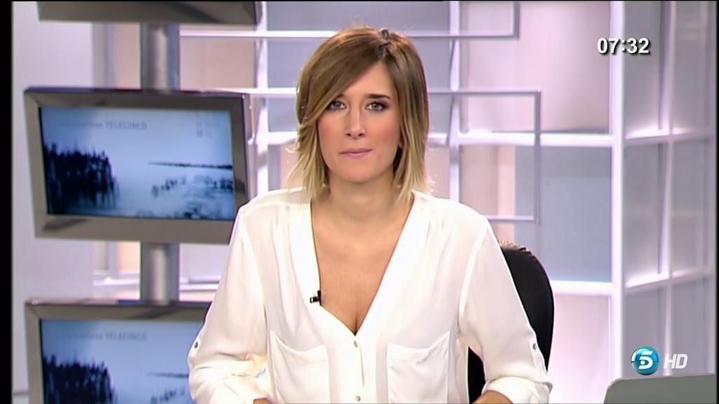 ANE IBARZABAL, INFORMATIVOS TELECINCO (27.11.13)