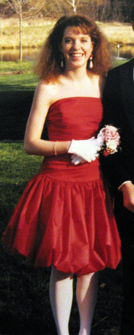 Prom Dress Flashback: Junior & Senior Years