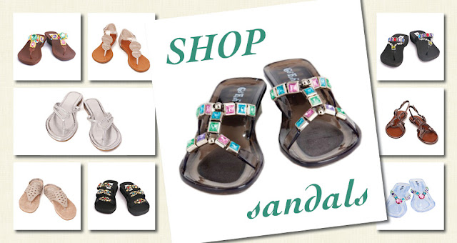 Go Fish - Beach Sandals - Jelly Sandals