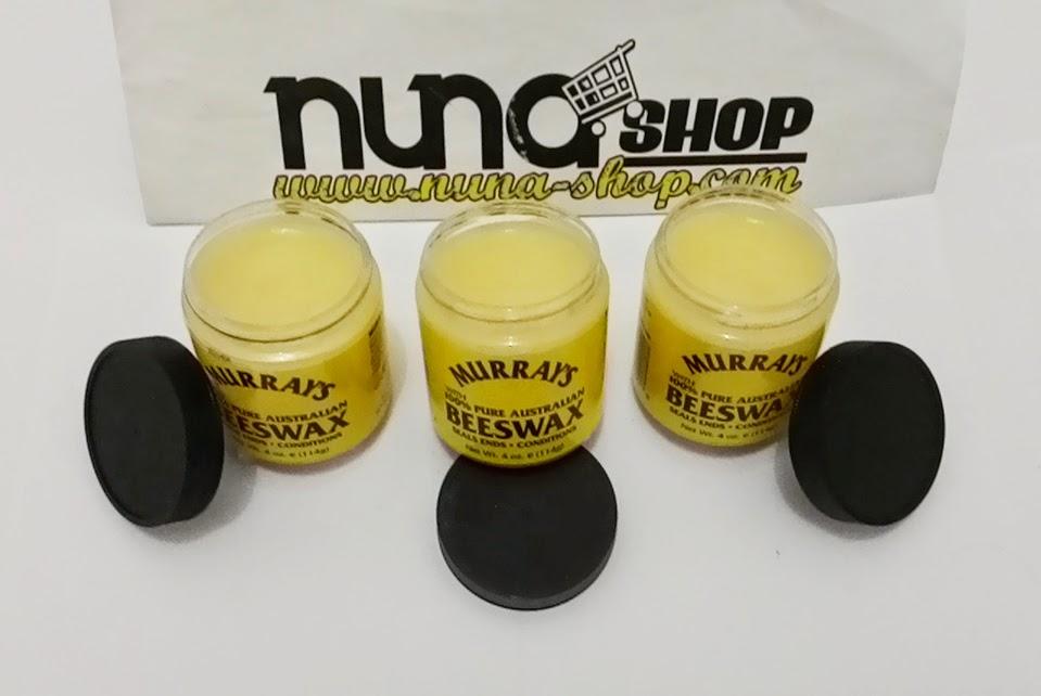 Minyak Rambut Murrays Beeswax 3.5oz Warna Kuning