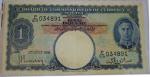 Malaya 1 Dollar 1941 @ RM350
