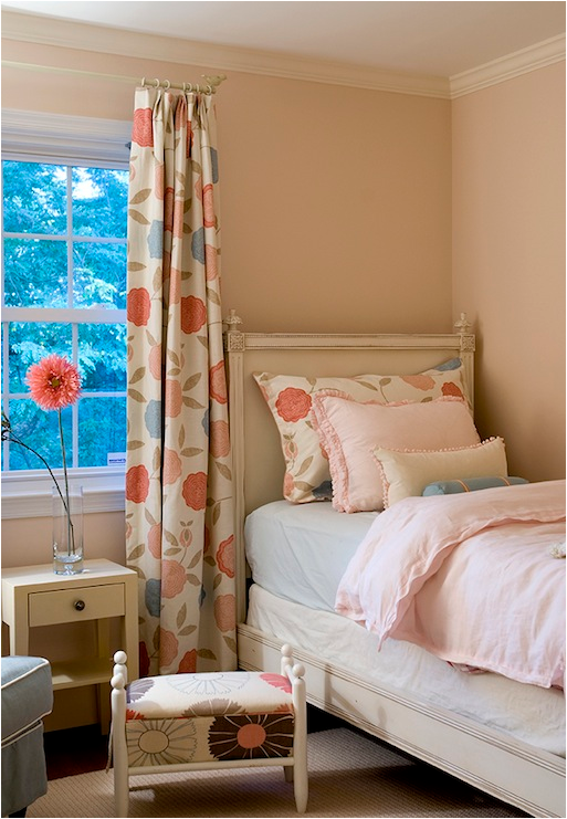 Key interiors by shinay vintage style teen girls bedroom ideas - Girls bed room ...
