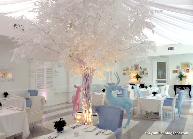 Macalister Mansion, dining room, best restaurant in penang