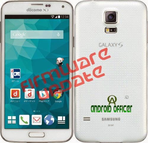 Samsung Galaxy S5 SC04F