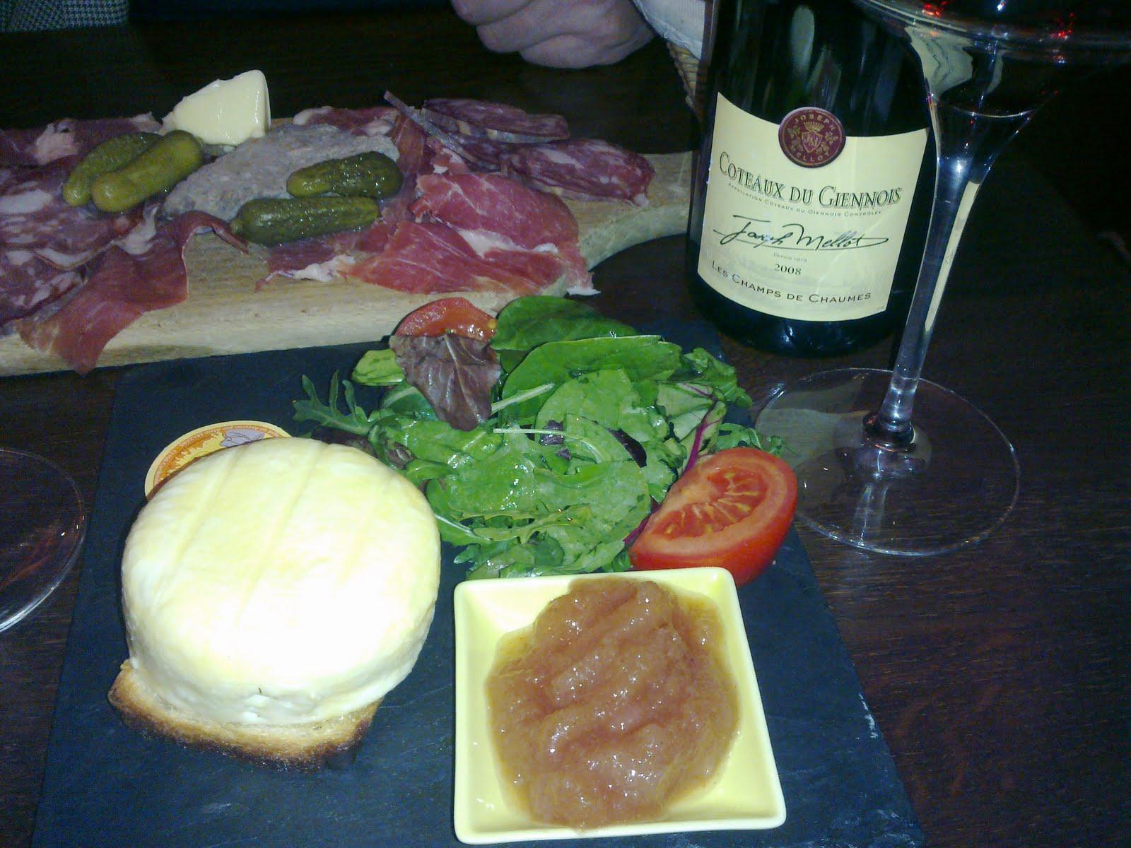 Lichte Rode Wijn : Gransjean wijnen en delicatessen parijs december