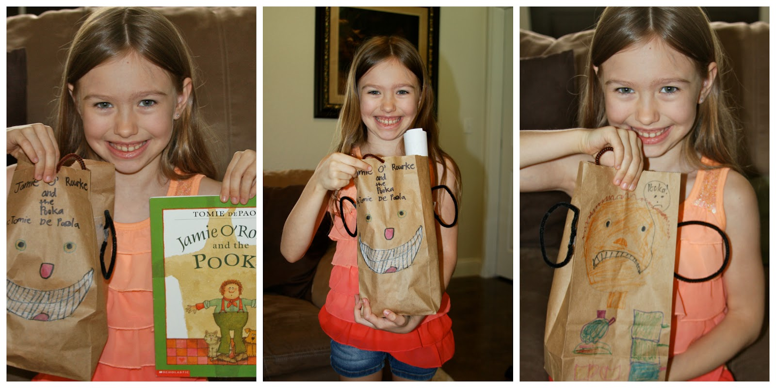 book report in a bag Great teacher projects k-8 by laura mayne teachers are always looking for ways to freshen up the traditional book report here is one that students enjoy.