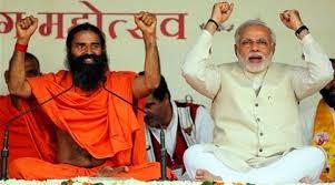 Modi Govt - Baba Ramdev