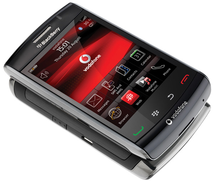 BlackBerry Storm2 9520 Disadvantages