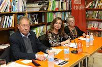 Presentación DÉJAME QUE LLORE en librería Luque de Córdoba