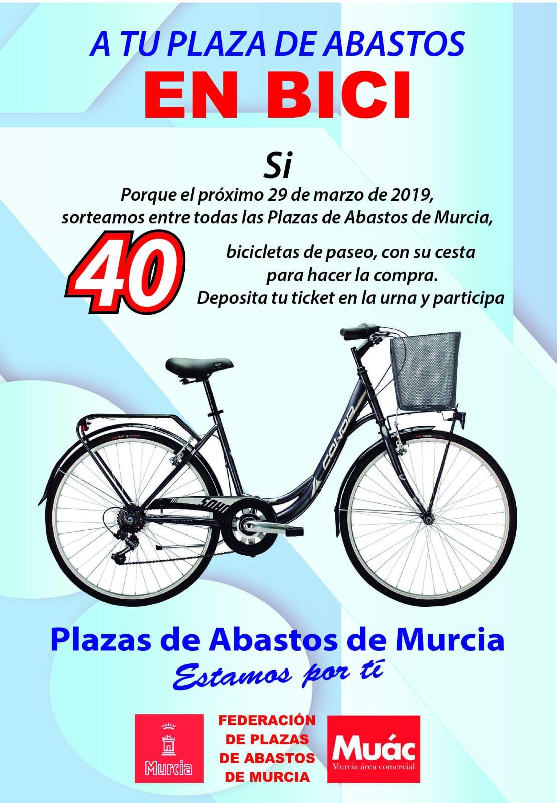 A tu plaza en bici