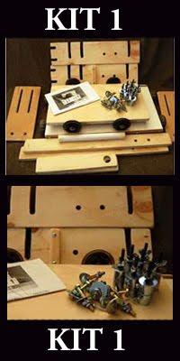 Quilt Frame Kits