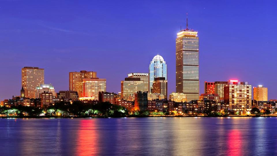 I Love Boston!