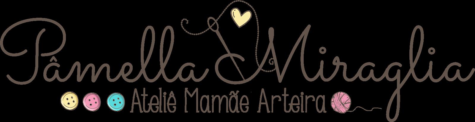 Mamãe Arteira by Pâmella Miraglia