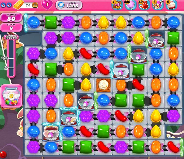 Candy Crush Saga 1298