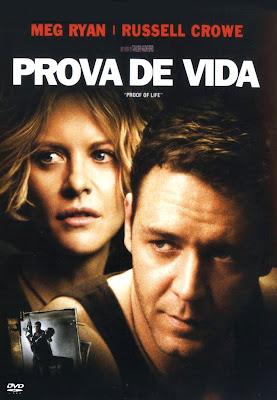 Baixar Filme Prova de Vida – DVDRip Dual Áudio