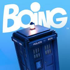 Doctor Who en Boing