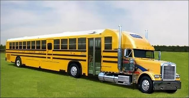 1001archives Cool School Buses