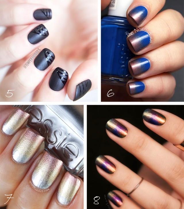 nail shape trends 2015 nagu dizaina tendences rudens