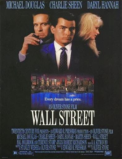 Ver El poder y la avaricia (Wall Street) (1987) Online