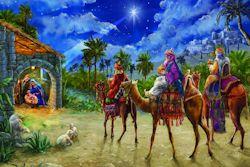 Los 3 Reyes Magos (Melchor, Gaspar y Baltasar) (72 imágenes)