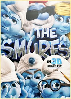 1WWJj Os Smurfs BRRip RMVB   Legendado