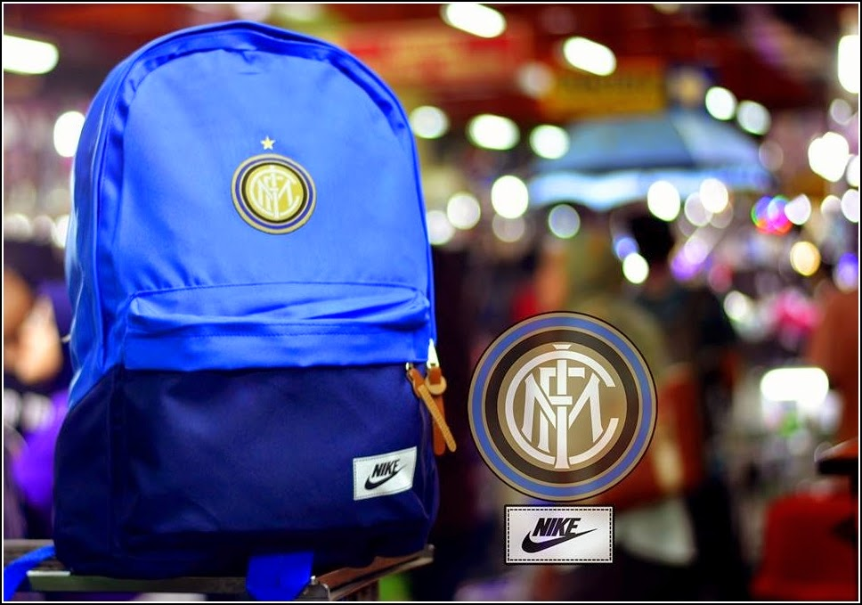 New Backpack atau Tas Bola Type D Inter Milan