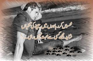 Best Sad Urdu Poetry Images