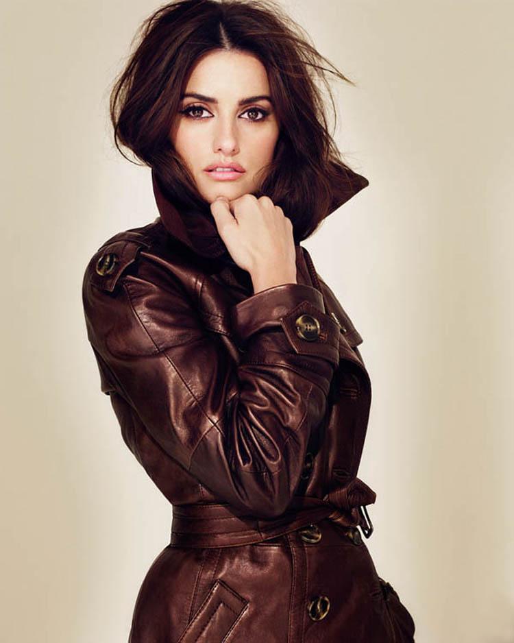 Fashionable Celebrity Hairstyle Penelope Cruz 35