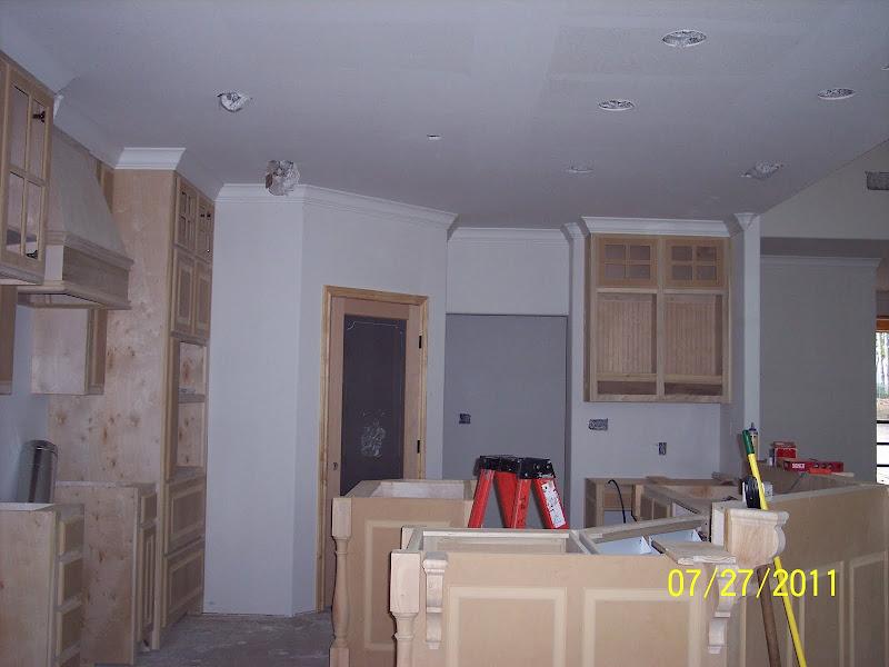 Building Pantry Shelves