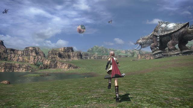 Final Fantasy XIII HD Wallpaper