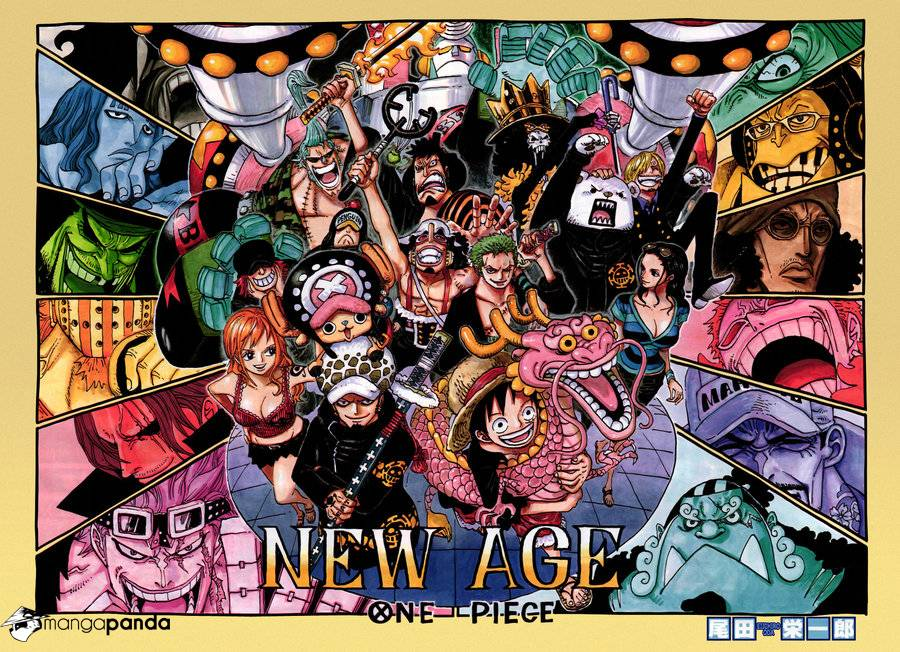 One Piece Chap 704