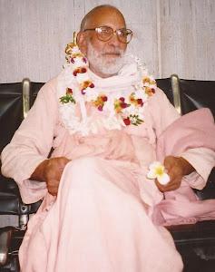 Biografia de Srila Bhaktivedanta Narayana Gosvami Maharaja