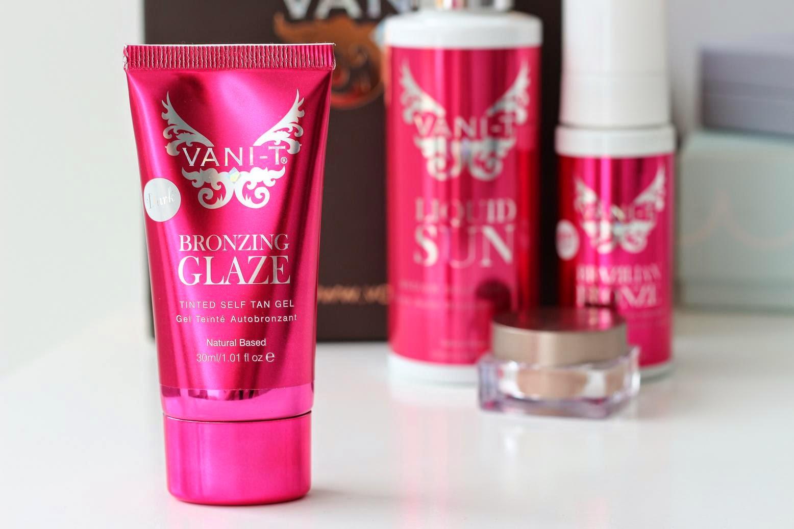 Vani-T Bronzing Glaze