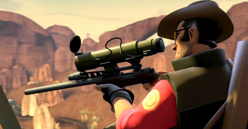 Team Fortress 2, Sniper