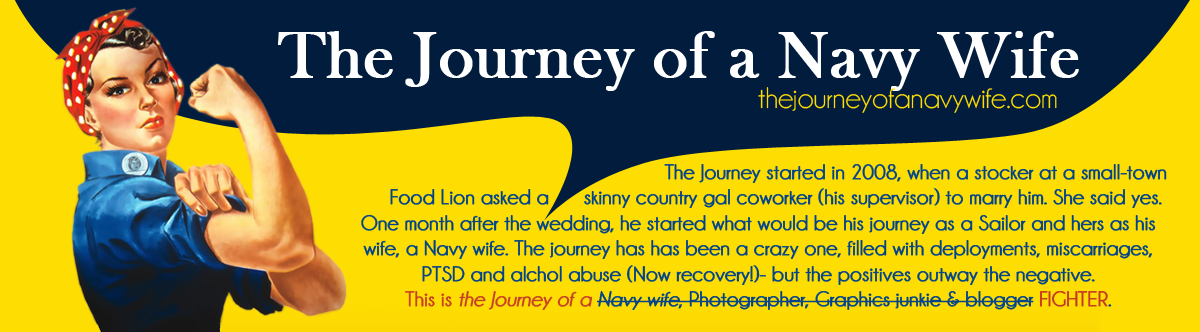 The Journey of a Navy Wife
