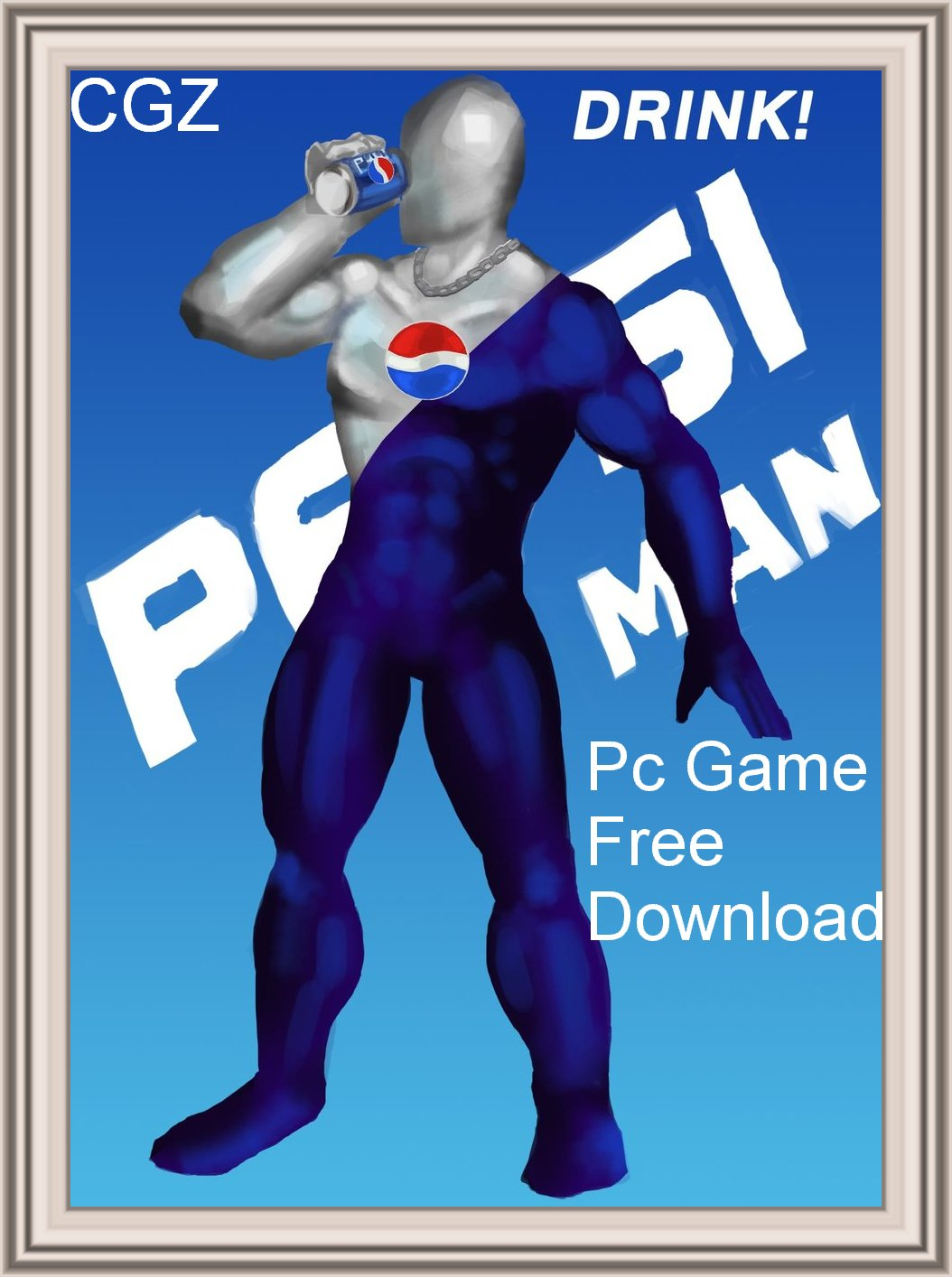 Pepsi Man Pc Game