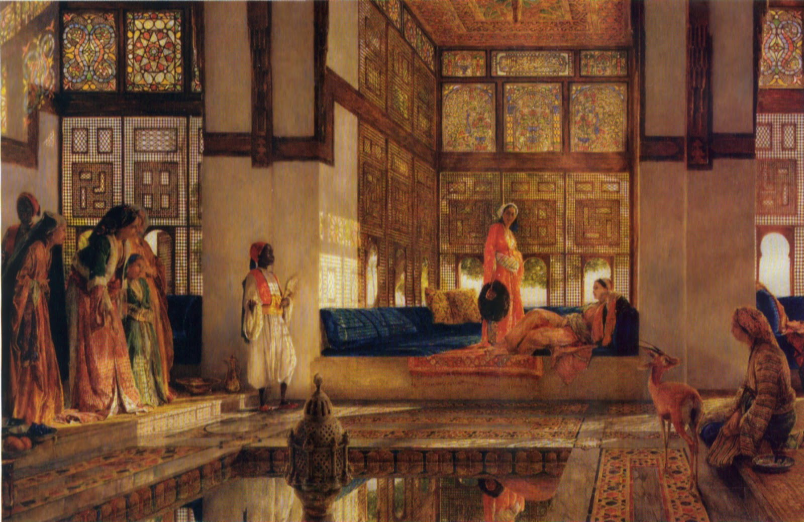 The History Girls: THE HAREM - Dianne Hofmeyr