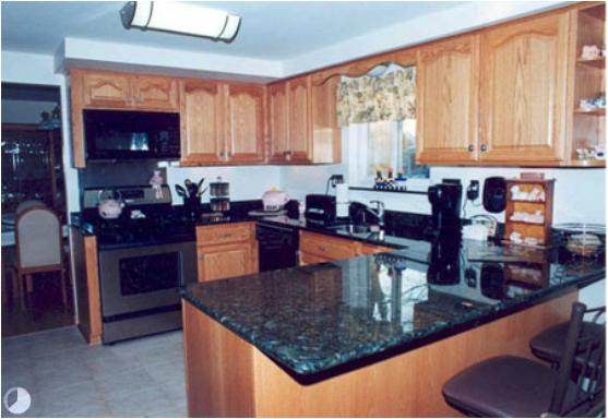 Custom Kitchen Cabinets Novi MI