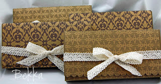 Mocca Morning Speciality Papers Gift Wrapping by Bekka www.feeling-crafty.co.uk