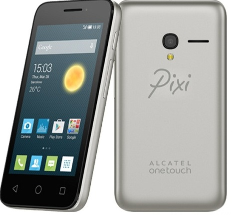 Instructions for alcatel one touch pixi 3