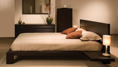 foto dormitorio colores neutros