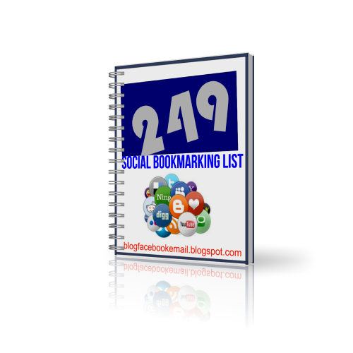 249 Dofollow Social Bookmarking