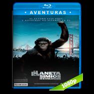 El planeta de los simios: Revolución (2011) Full HD 1080p Audio Dual Latino-Ingles