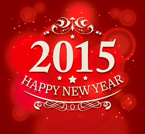 Happ New Year 2015